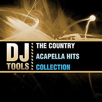 DJ Tools - Country Acapella Hits Collection [CD] USA import