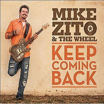 Mike Zito & hjul - holde kommer tilbage [CD] USA importerer