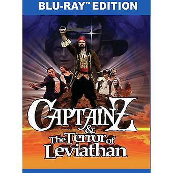 Kaptajn Z & Terror af Leviathan [Blu-ray] USA importen