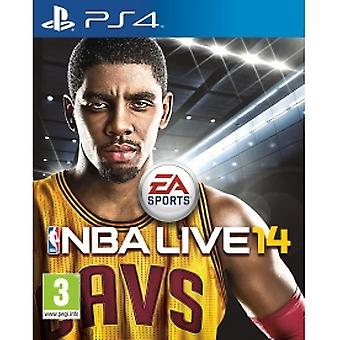 NBA Live 14 (PS4) (orkanen)