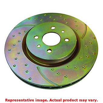 EBC Brake Rotors - GD Sport GD7223 Fits:LEXUS | |2002 - 2003 ES300  Position: F