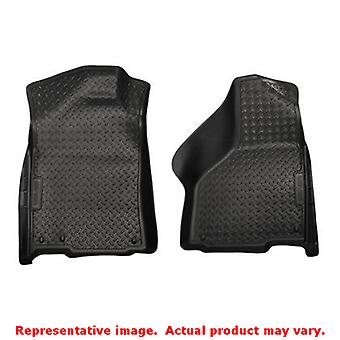 Black Husky Liners # 30851 Classic Style Front Floor Lin FITS:DODGE 2002 - 2008