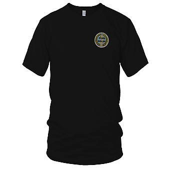 VC NVA Nordvietnam Quoc Nhan Dan - Vaterland Vietnamkrieg gestickt Patch - Kinder T Shirt