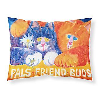 Cats Pals Friends Buds  Moisture wicking Fabric standard pillowcase