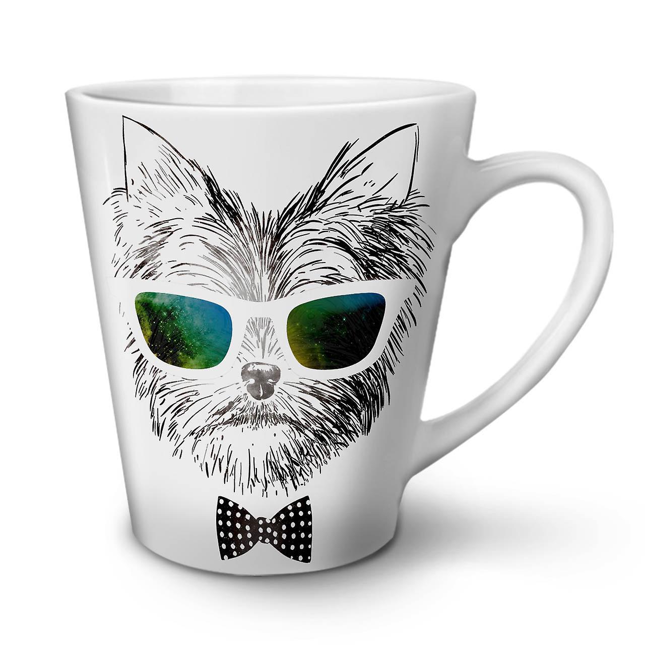Cool Yorkshire Blanche 12 Céramique Tasse Chien OzWellcoda Chiot Nouvelle Café Latte En OuPkXZi