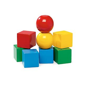 Brio 30123 Magnetic Building Blocks One