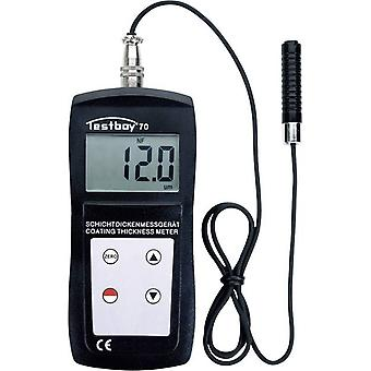 Testboy 70 Layer-thickness Tester, Coating Tester 0 - 1000 µm/0 - 40 mil