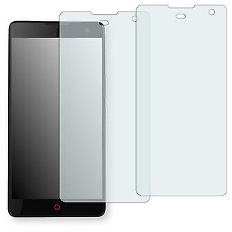ZTE Nubia Z7 Max display protector - Golebo crystal clear protection film