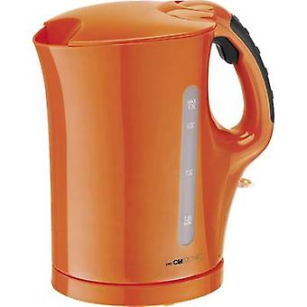 Kettle cordless Clatronic WK 3445 Orange
