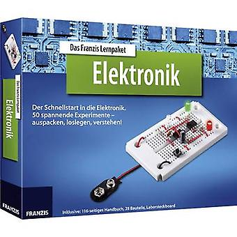 Course material Franzis Verlag Lernpaket Elektronik 978-3-645-65272-8 14 years and over