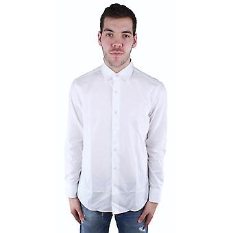Roberto Cavalli FSR700FK012 00053 White Shirt