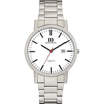 Reloj para hombre de diseño danés IQ62Q1070