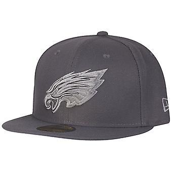 New Era 59Fifty Cap - GRAPHITE Philadelphia Eagles