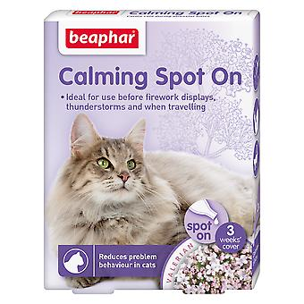 Beaphar Calming Spot On for Cats (Cats , Training Aids , Anti-Stress)