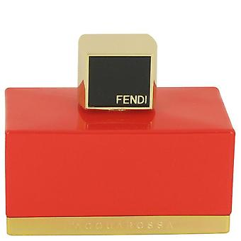 Fendi L'acquarossa Eau De Toilette Spray (Tester) By Fendi