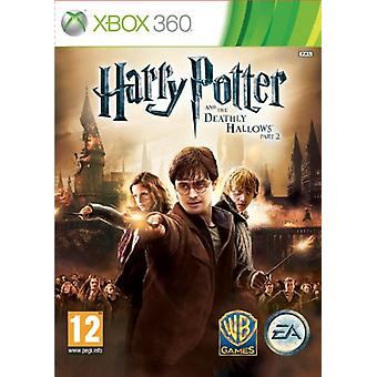 Harry Potter and The Deathly Hallows Part 2 (Xbox 360) - Factory Sealed