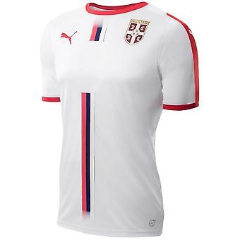 2018-2019 Serbia Away Puma maglia di calcio