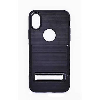 Black protective case for iPhone X