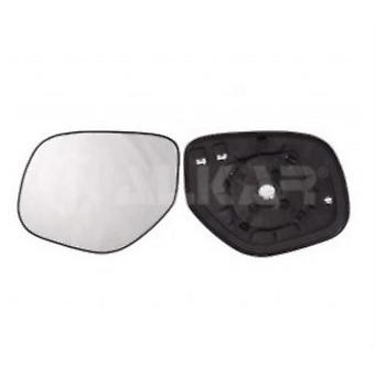 Left Mirror Glass (heated) & Holder for MITSUBISHI OUTLANDER 2010-2012
