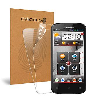 Celicious Vivid Invisible Screen Protector for Lenovo A830 [Pack of 2]