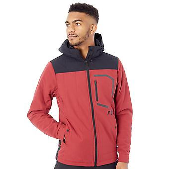 Fox Dark Red Podium Jacket