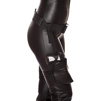 Roma RM-G4570 Leg Holster with Connected Belt