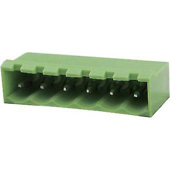 Degson 2EDGRC-5.0-03P-14-00AH Socket enclosure - PCB Total number of pins 3 Contact spacing: 5.0 mm 1 pc(s)