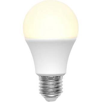 Basetech LED EEC A+ (A++ - E) E27 Arbitrary 9 W = 60 W Warm white (Ø x L) 60 mm x 110 mm 1 pc(s)