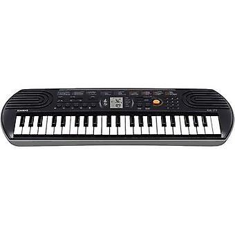 Casio SA-77 toetsenbord zwart