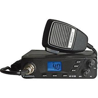 Albrecht AE 6199 12699 CB radio