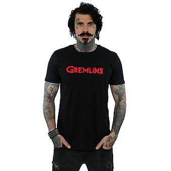 Gremlins Men's Text Logo T-Shirt