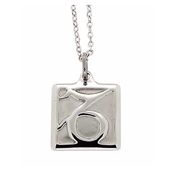 MANUEL ZED Zodiac Necklace