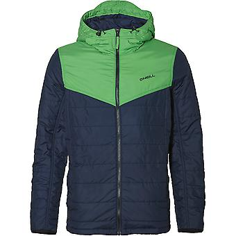 O'Neill Mens Transit Warm Padded Insulated Hooded Jacket