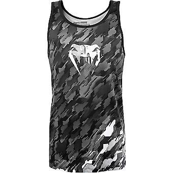 Venum Tecmo Dry Tech MMA Tank Top - Dark Gray
