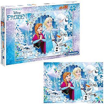 Frozen Maxi Puzzel 100st.