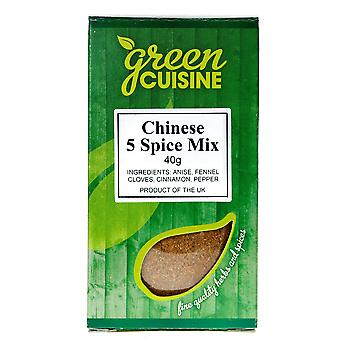 Green Cuisine Five Spice Mix