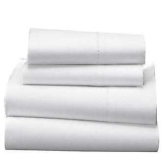 1000 tc - 100% египетский хлопок кровать подшивок белый