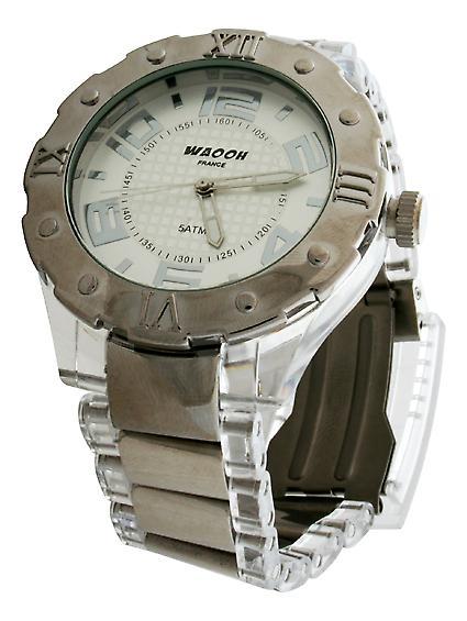 Waooh - Montre Waooh 08290 - Bracelet Plastique