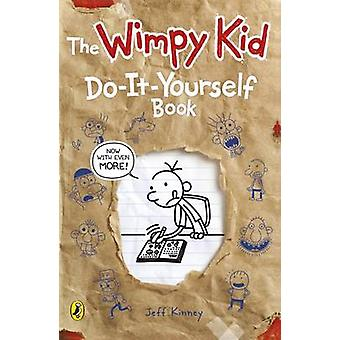 Diary of a Wimpy Kid - Do-it-yourself Book by Jeff Kinney - 978014133