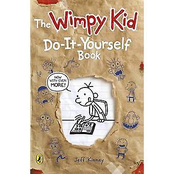 يوميات كيد جبان-كتاب أفعل ذلك بنفسك بواسطة كيني جيف--978014133