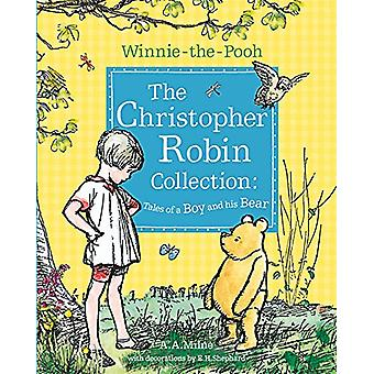 Winnie-the-Pooh - The Christopher Robin Collection (Tales of a Boy and