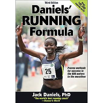 Daniels' Running Formula (3rd Revised edition) by Jack Daniels - 9781