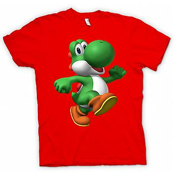 Kids t-skjorte - jeg elsker Yoshi - spiller