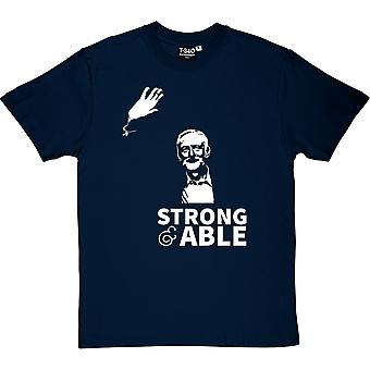 Jeremy Corbyn: Strong and Able Men's T-Shirt
