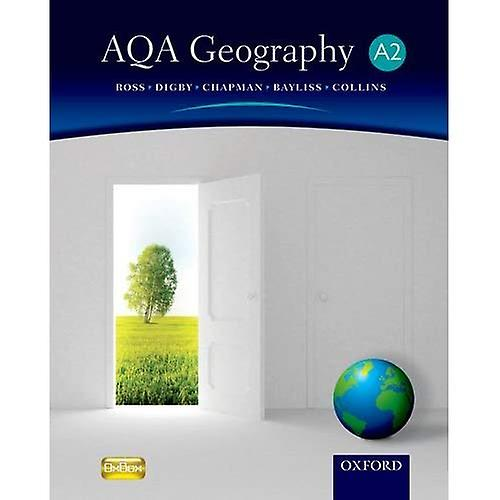 AQA Geography A2 (Students& 039; Book)