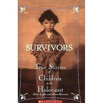 Överlevande: Sanna historier om barn under förintelsen
