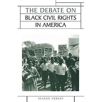 Debata w sprawie czarny praw obywatelskich w Ameryce (problemy w historiografii)