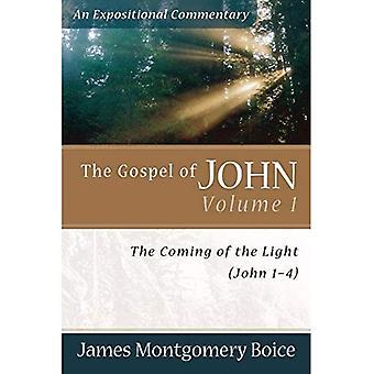 Johannesevangeliet: kommer ljusets (John 1-4) v. 1 (Expositional kommentar)