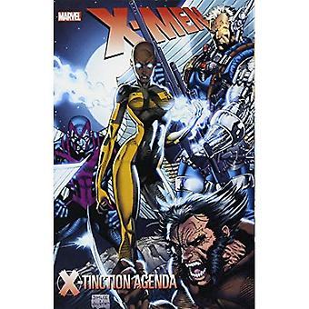 X-Men: X-Men Agenda (nuove di stampa)