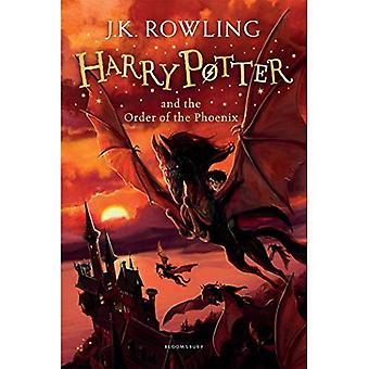 Harry Potter en de orde van de Feniks: 5 (Harry Potter 5)